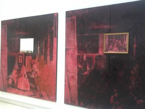 Anni '70. Arte a Roma - veduta della mostra presso il Palaexpo, Roma 2013