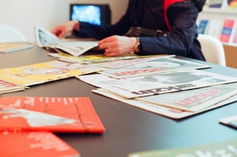 Multimedija Institute (organizer), Dejan Kršić (curator), Prospects of Arkzin, 2013 - photo Tomislav Medak