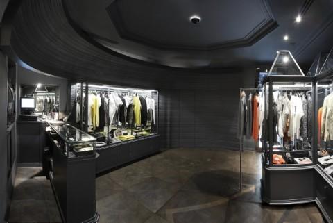 studioliquido, Paolo Pecora showroom, Milano