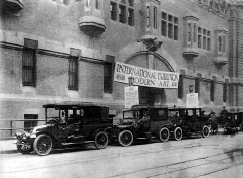 Armory Show, New York 1913
