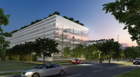 cCe Arquitectos, World Green Center, Santiago del Cile