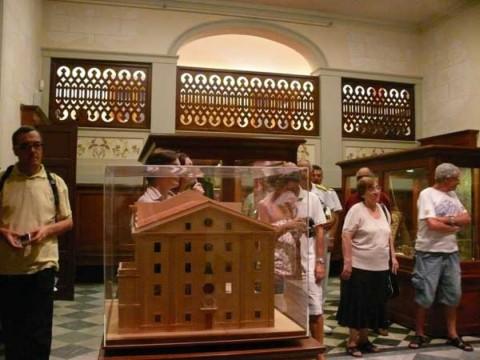 Il Museo ebraico Yeshivà Marini di Livorno