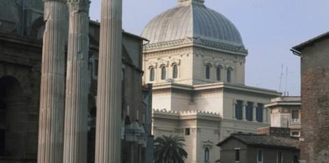 La Sinagoga di Roma o Tempio Maggiore