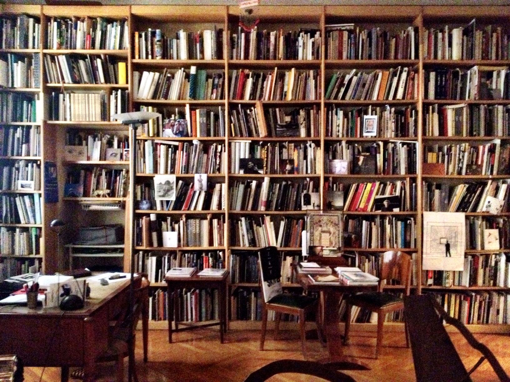 Qual il futuro di una ricca biblioteca d 39 arte la for Biblioteca di storia moderna e contemporanea