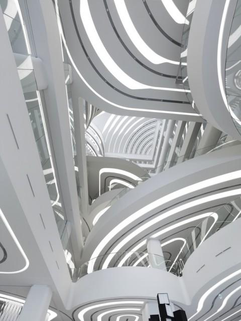 UNstudio, Galleria Centercity