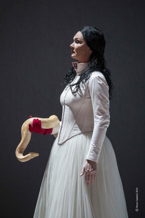 Parsifal a Bologna - photo  Rocco Casaluci