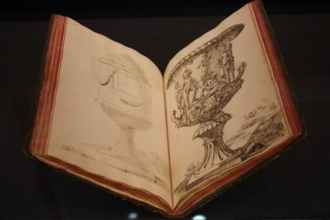 Roma en el bolsillo. Cuadernos de dibujo y aprendizaje artístico en el siglo XVIII, Madrid, Museo Nacional del Prado