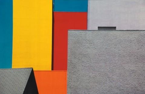 Franco Fontana, Los Angeles, 1990 - Galleria Civica di Modena