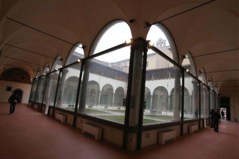 Firenze, l'ex complesso delle Leopoldine