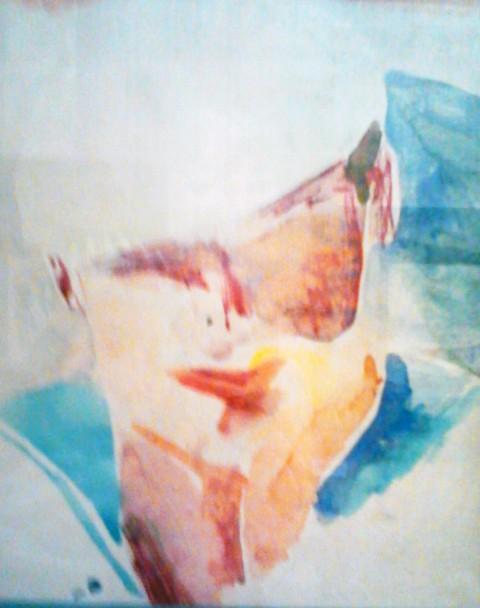 Nikolai Kostrov, Raggi di sole sul volto di un marinaio, 1927