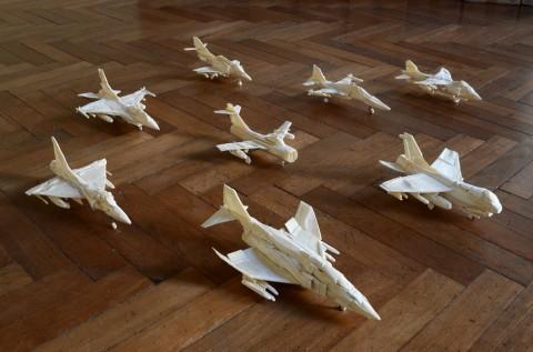 97ma Collettiva Giovani Artisti - Fabio Roncato - Fondazione Bevilacqua La Masa, Venezia 2013