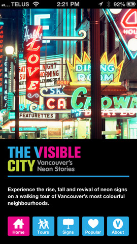 The Visible City