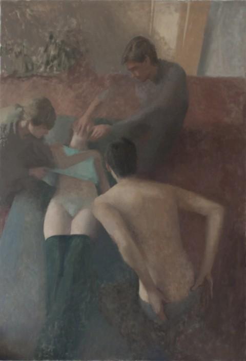 Zohar Fraiman, Rape, 2011