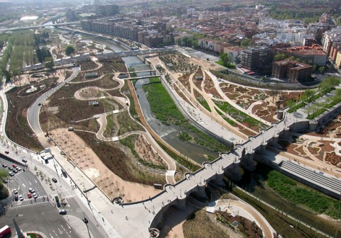Madrid Rio Project