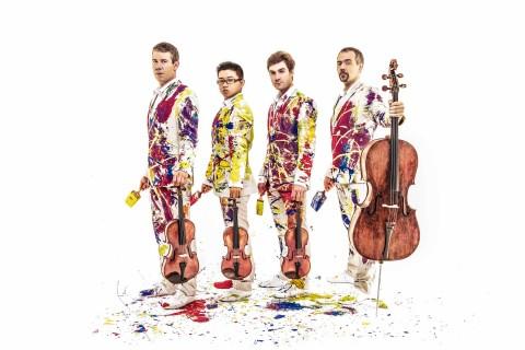 Il Quartetto Diotima - photo ©Molina