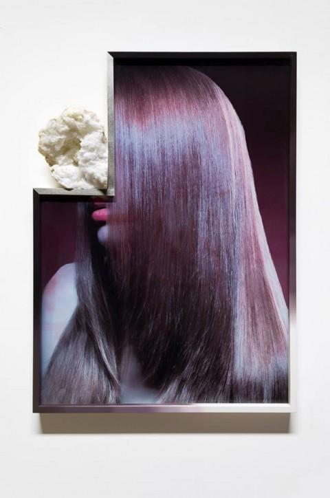 Shakti - veduta della mostra presso la Brand New Gallery, Milano 2014 - Gabriele Beveridge