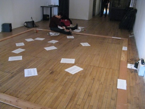 Activism Beyond the Interface - The Sandbox Project al Digital Event - organizzato da E-Fagia, 1° ottobre 2011