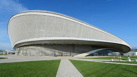 Cannon Design, Adler Arena Skating Center, Sochi