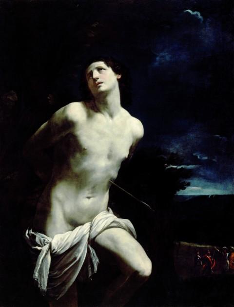 Guido Reni, San Sebastiano, 1616 ca., Dulwich Picture Gallery di Londra