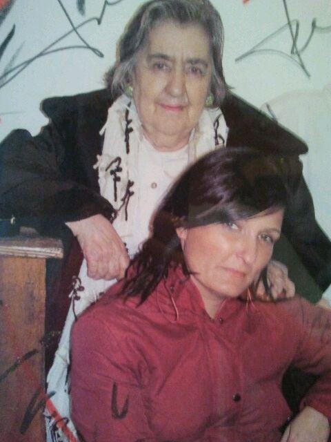 Alda Merini e Barbara Cariniti
