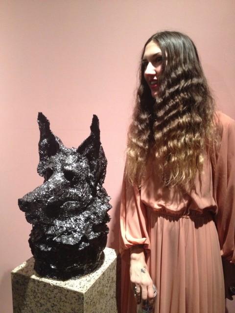 Allison Schulnik - Eager - ZieherSmith Gallery, New York 2014