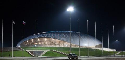 SIC Mostovik, Ice Dome Bolshoy, Sochi - courtesy SIC Mostovik