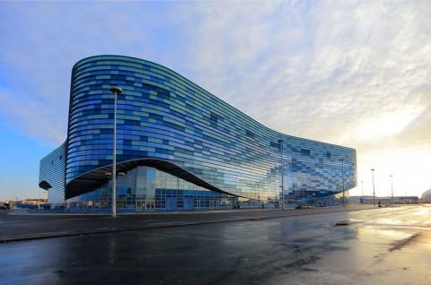 GUP MNIIP Mosproject-4, Iceberg Skating Palace, Sochi