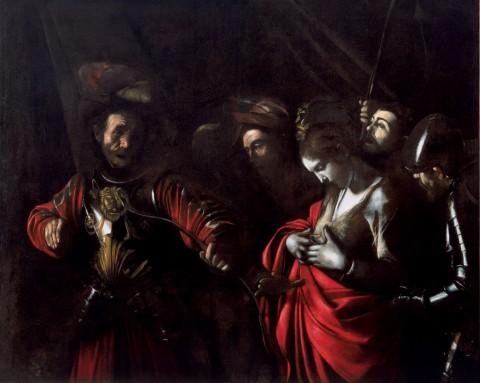 Il Martirio di Sant'Orsola, di Caravaggio