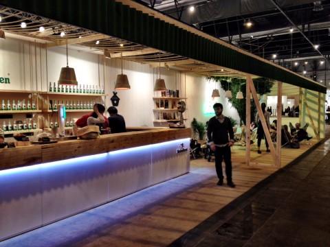 La foodhall di ArcoMadrid