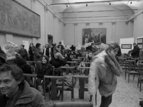 Seminario di Joan Baixas a Brera per il festival EX POLIS