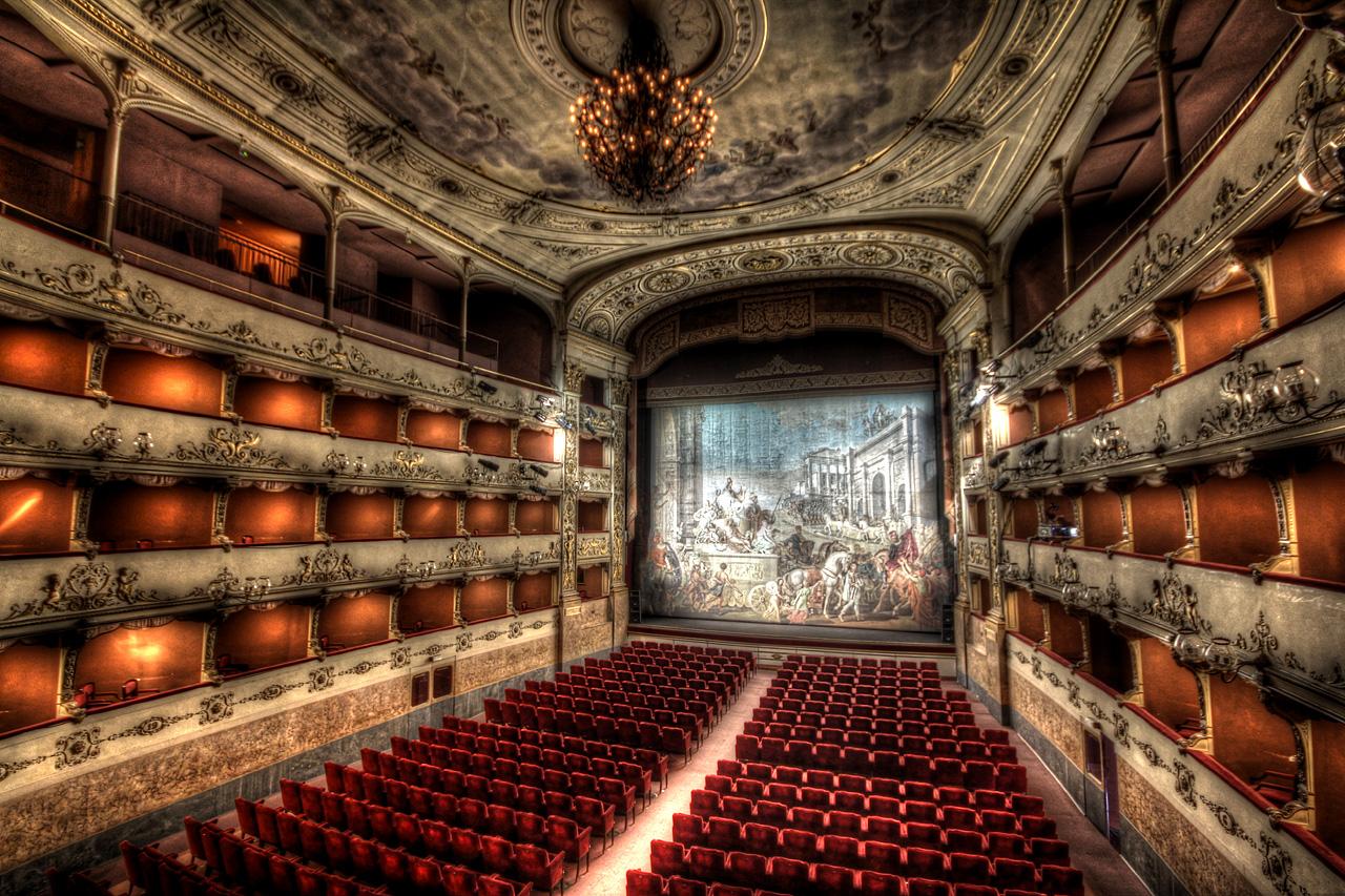 Teatro della Pergola, Firenze ph Giacomo Costa