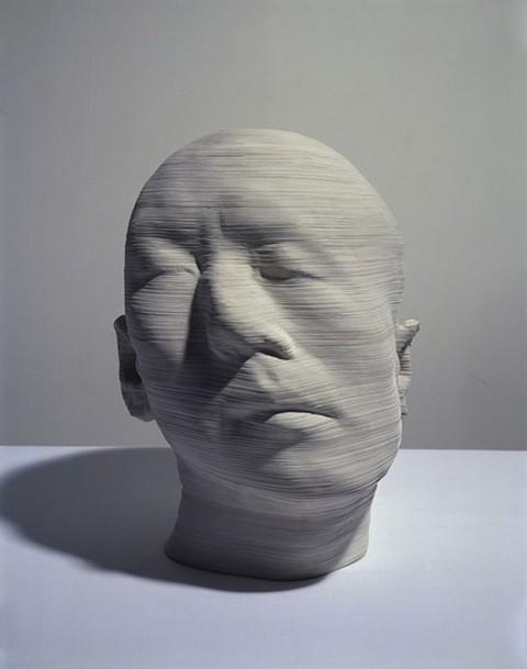 Li Hongbo - carta, 37x28x34 cm