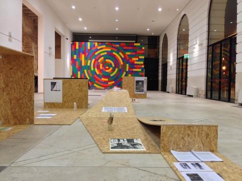 Display Mediating Landscape, Bari, 2014
