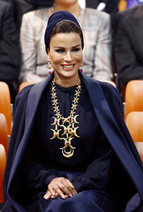 Shaika Nasser Al-Nassr