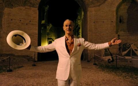 Toni Servillo ne La grande bellezza (Paolo Sorrentino 2013)