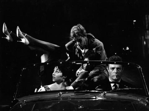 Federico Fellini, La dolce vita (1960)