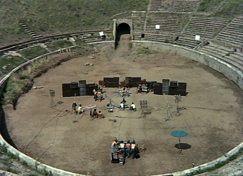 Pink Floyd, Live at Pompei (1972)