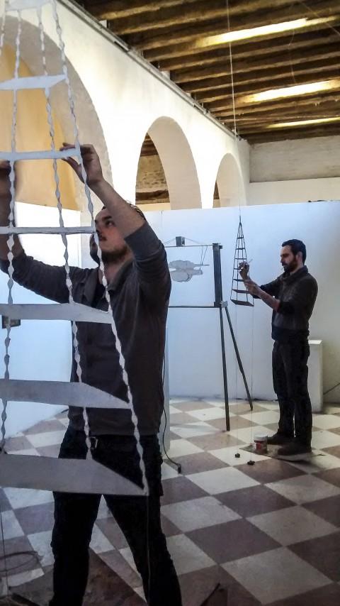 Fondazione Bevilacqua La Masa, Venezia - Atelier 2014 - Gli Impresari