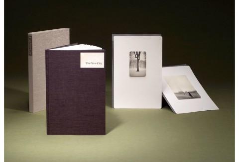 Jefferson Hayman, The New City - libro stampato per 21st Editions