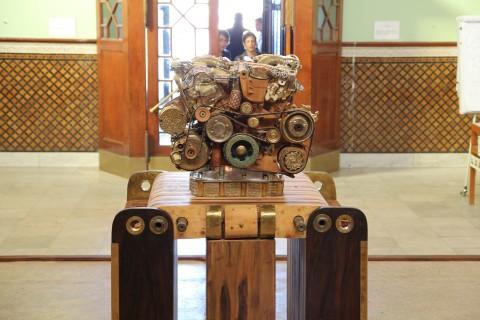 Eric Van Hoeve - Biennale di Marrakech 2014