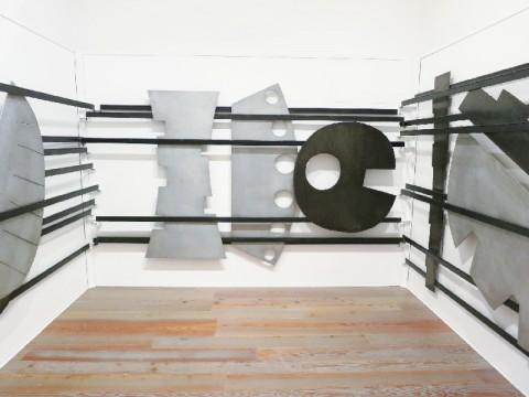 Spielobjekte. Die Kunst der Möglichkeiten - veduta della mostra presso il Museum Tinguely, Basilea 2014