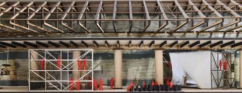 Monditalia – Corderie – Stages Frontal, Corderie, Arsenale, courtesy la Biennale di Venezia, copyright Rem Koolhaas