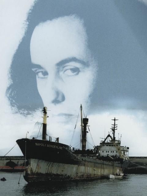 Vettor Pisani, Napoli Borderline, 1973-2006 - Collezione Mimma Pisani, Roma - Ritratto dell'artista di Elisabetta Catalano