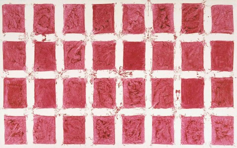 Simon Hantaï, Tabula, 1980 - Centre Pompidou, MNAM-CCI