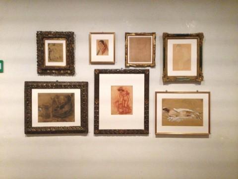 Collezione Antonio Sozzani - veduta presso il Museo Diocesano, Milano 2014