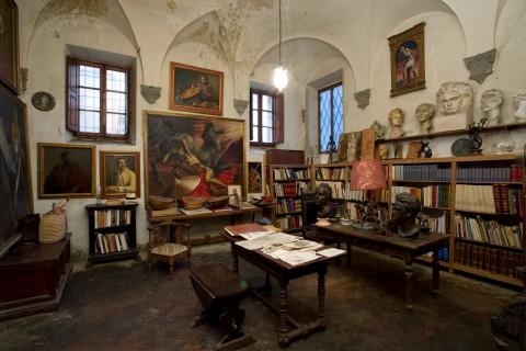 L'Atelier di Marcello Tommasi, a Firenze
