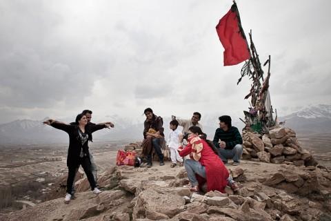 Sandra Calligaro, Afghan Dream