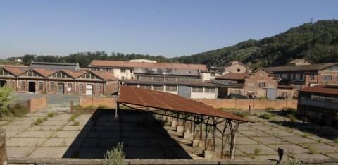 Stabilimento ex Ceramiche Vaccari, Santo Stefano di Magra