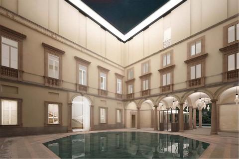 Il progetto di Italo Rota per Palazzo Citterio