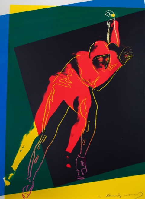 Stars&Stripes - Andy Warhol